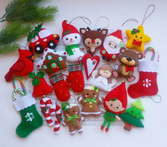 Buy cute Christmas ornaments clearance set at Sears to save a lot of money