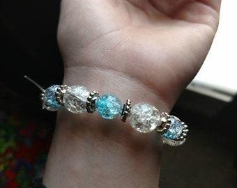 Cool Blue Bracelet