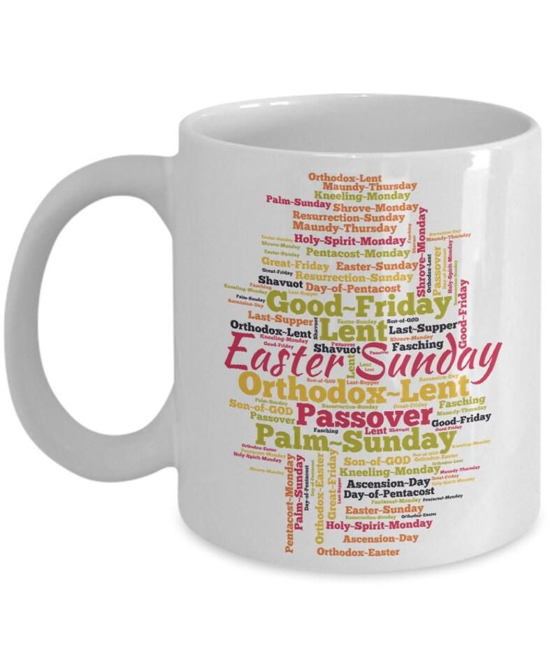 I Gave Up Jesus For Lent 11 oz Coffee Mug