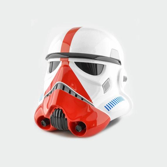 Stormtrooper Helmet Star Wars Tee Black Ink Women's V Neck