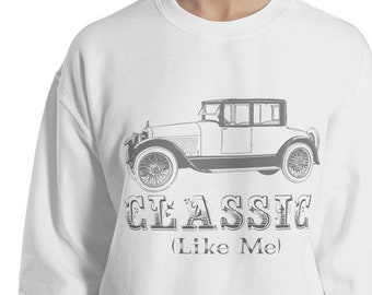 Classic (Car) Like Me Sweatshirt