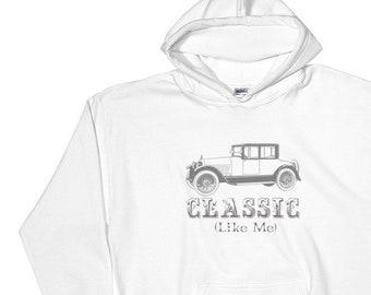 Classic (car) Like Me Hooded Sweatshirt