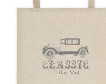 Classic Like Me Tote bag