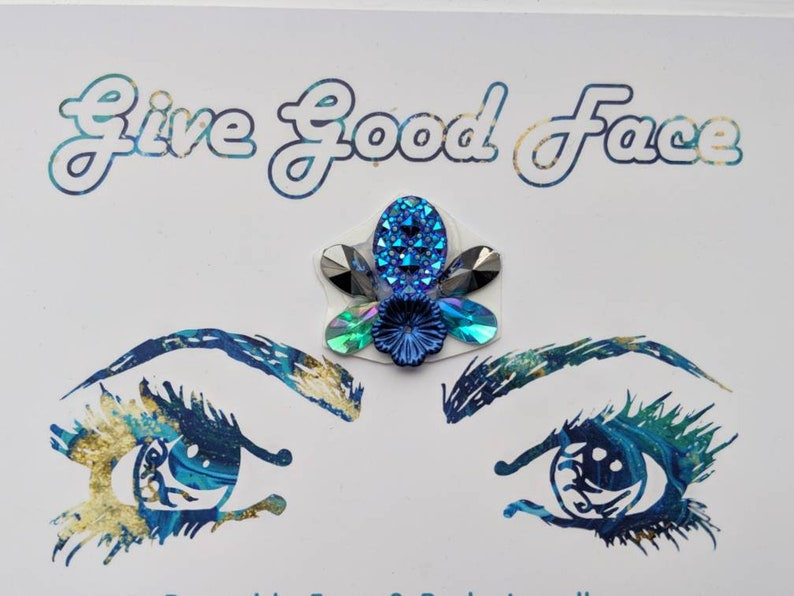 Festival face and body gems image 0