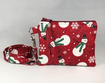 da3553db44 Christmas pouch | Etsy