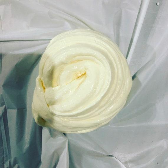 Vase crème banane 4oz