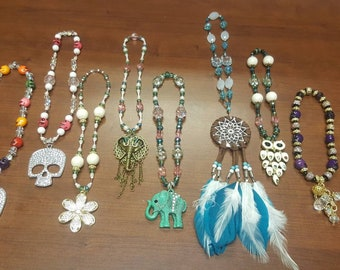 Rearview Mirror Charms