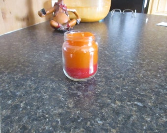 Jelly Bean Candles
