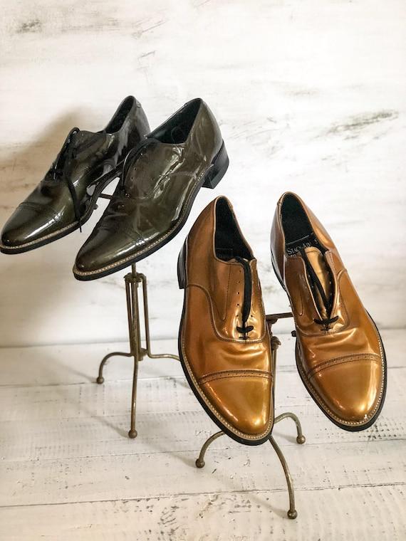 Vintage Stacy Adams Shoes Oxford Shoes Vintage sho
