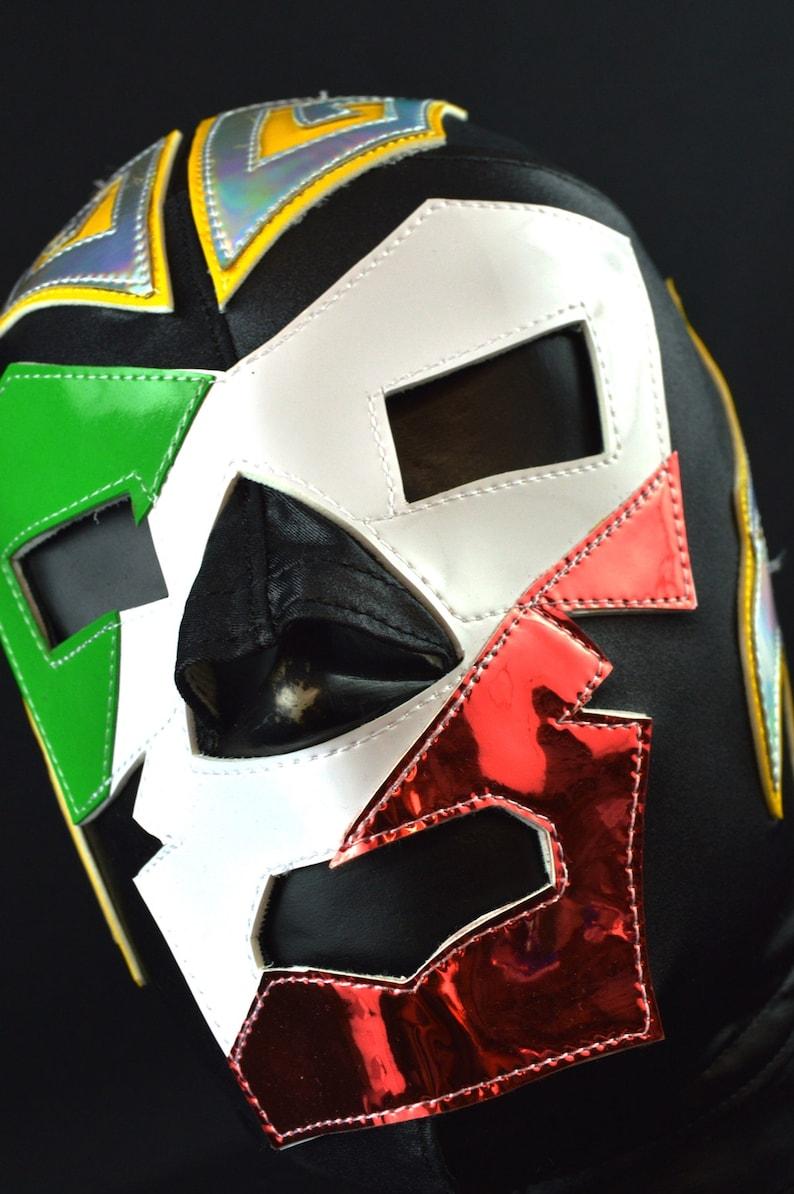 MRMASKMAN Wagner 43 Lycra Mexican Wrestling Mask Lucha Libre Luchador Wrestler Custome