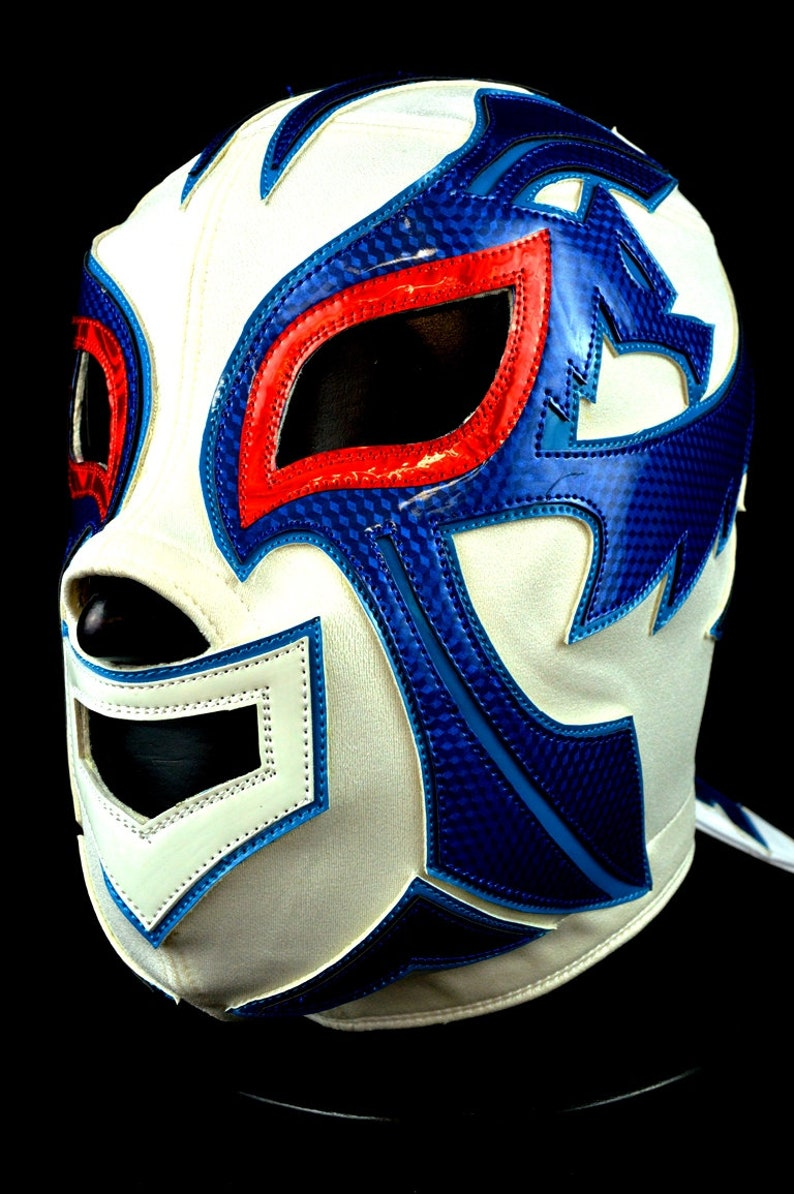 Mr Cacao 2 Pro Grade Mask Mexican Wrestling Mask Lucha Libre Luchador