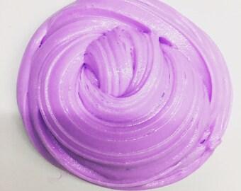 Purple Marshmallow Peep Slime