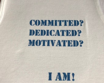 Fitness commitment