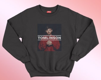 cc1bed14c05d LOUIS TOMLINSON Sweatshirt
