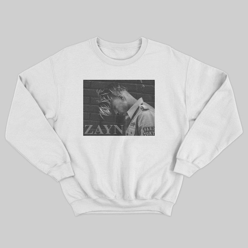 77b1599c Zayn Malik Sweatshirt zayn album rainberry ICARUS FALLS | Etsy