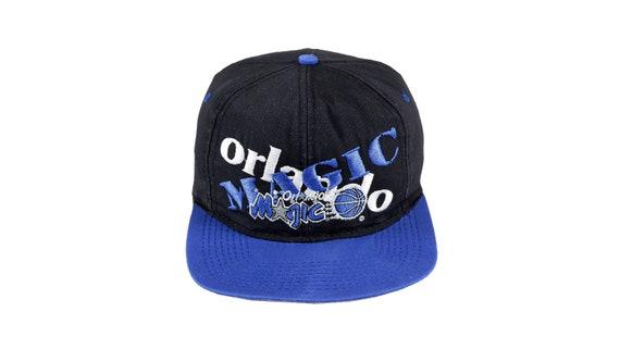 NBA - Orlando 'Magic' Snapback Hat 1990's Adjustab