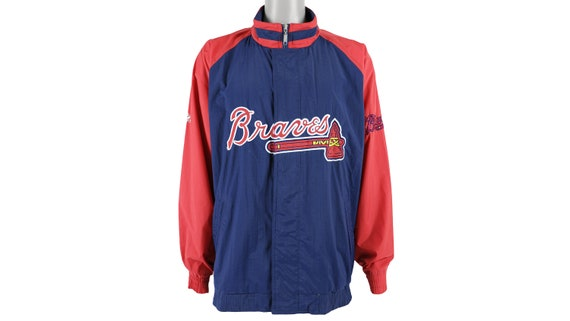 MLB (Apex One) - Atlanta 'Braves' Spell-Out Windbr