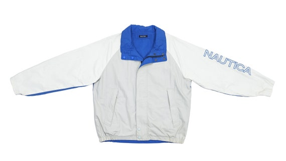 Nautica - Reversible Blue and White 'Classic' Jack