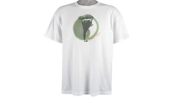 Vintage - 'Bruce Lee' Deadstock T-Shirt 1990's Lar