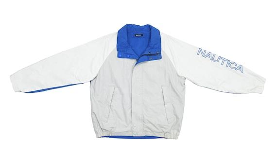 Nautica - Reversible Blue and White 'Classic' Jack