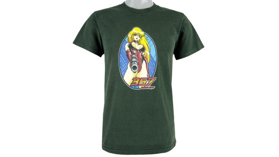 Vintage - Green 'Hook-Ups' Skateboard T-Shirt 1990