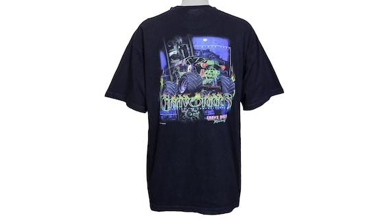 Vintage - 'Grave Digger Monster Truck Racing' T-Sh