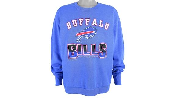 NFL (Delta) - Buffalo 'Bills' Spell-Out Sweatshirt