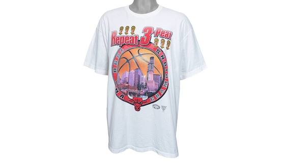 Starter - Chicago 'Bulls' NBA Champion T-Shirt 199