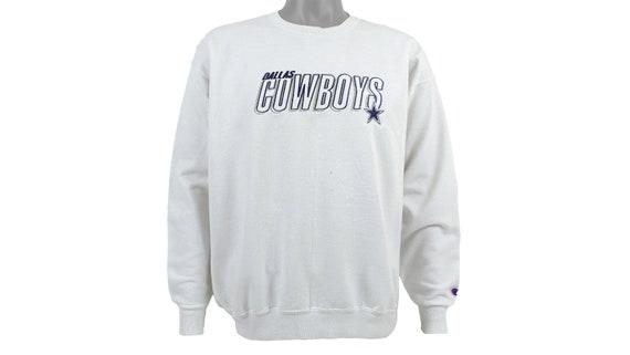 Champion  - Dallas 'Cowboys' Crew Neck Sweatshirt