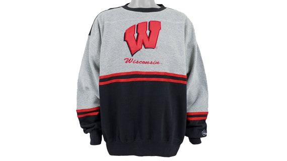 NFL  - Wisconsin 'Badgers' Spell-Out Sweatshirt 19