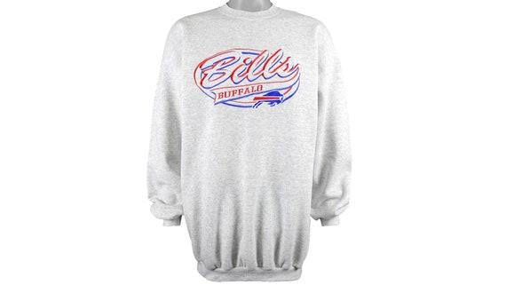 NFL (Logo Athletic) - Buffalo 'Bills' Crew Neck De