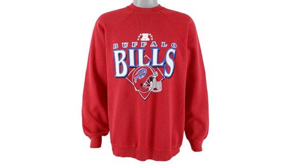 NFL (Tultex) - Buffalo 'Bills' Crew Neck Sweatshir