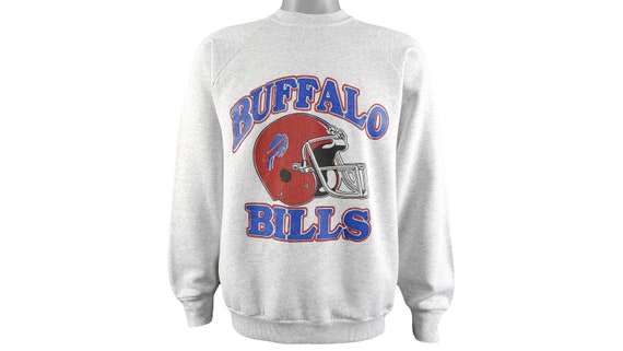 NFL - Buffalo 'Bills' spell-Out Crew Neck Sweatshi