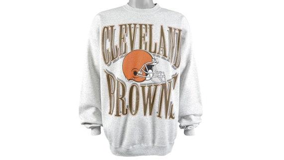 NFL (Hanes) - Cleveland 'Browns' Sweatshirt 1994 X