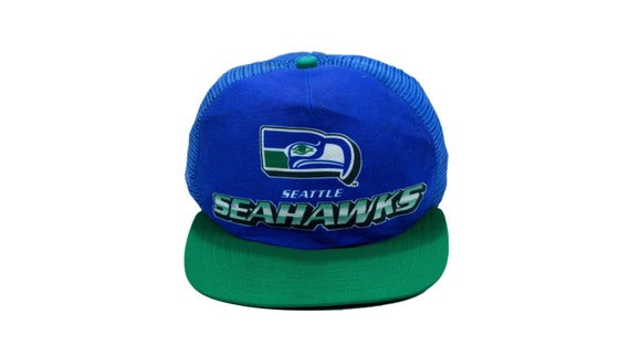NFL (New Era) - Seattle 'Seahawks' Snap Back Mesh