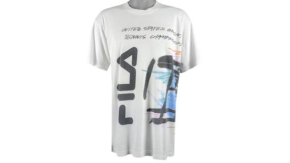 FILA - 'U.S. Open Tennis Championships' T-Shirt 1… - image 1