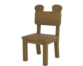 Chair Teddy