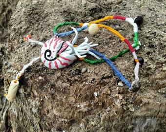 Nautilus Pendant Necklace