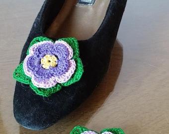 Shoe accessory, embelishment