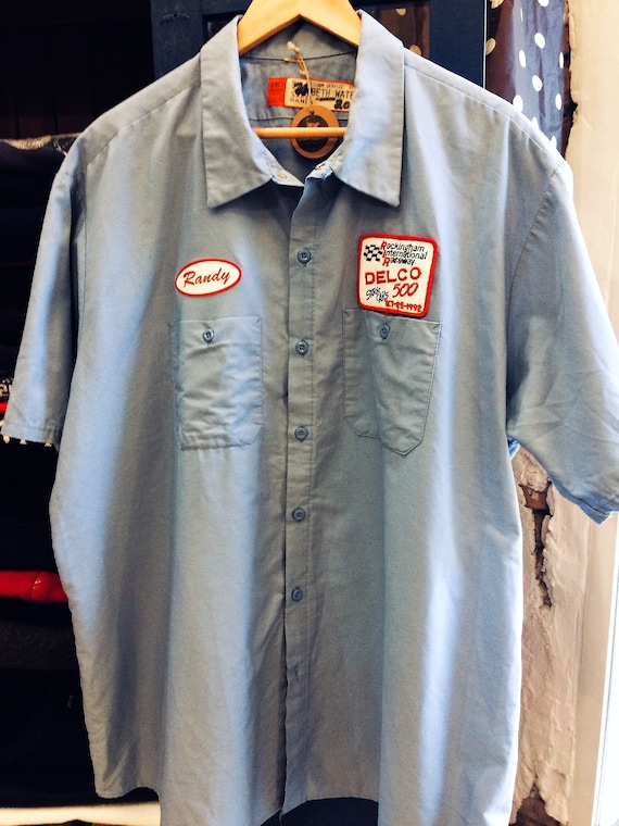 USA Delco work shirt