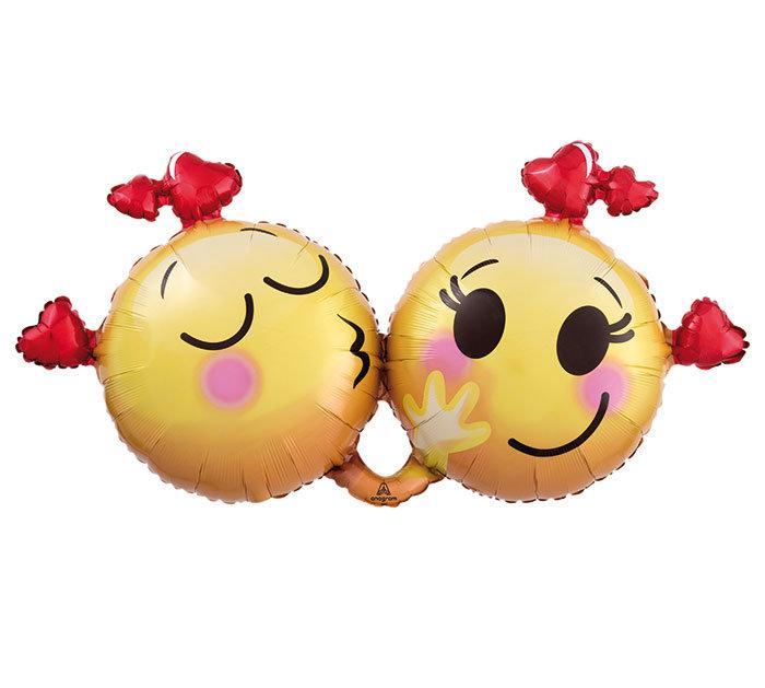 Luv Emoticons Balloon 36