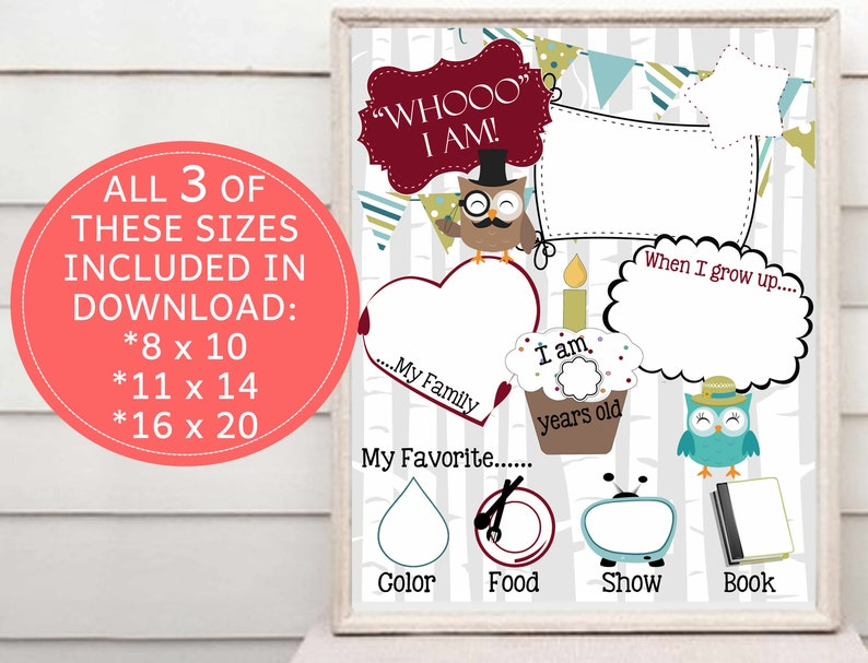 graphic regarding All About Me Poster Printable identified as ALL In excess of ME poster-Printable within just 8x10, 11x14, 16x20-Electronic Quick Obtain - Wall Artwork - Daycare/Preschool/Clroom/University student of the Thirty day period