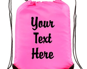 a80584c97942 Your Text Here Book Bag