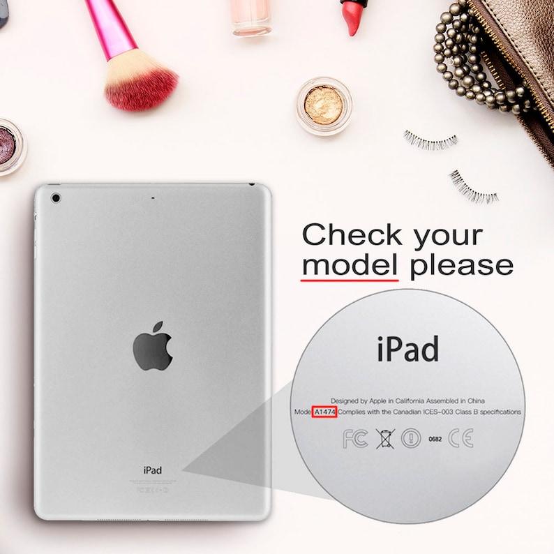 Leaf iPad case for iPad Pro 11 12.9 3rd 10.5 Floral iPad 10.2 7th 9.7 6th gen iPad Air 3 Mini 5 Tropical Green Palm Leaves Botanical cover