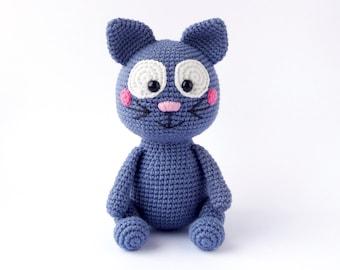 Sushi Cat Amigurumi - Free Crochet Pattern - StringyDingDing | 270x340