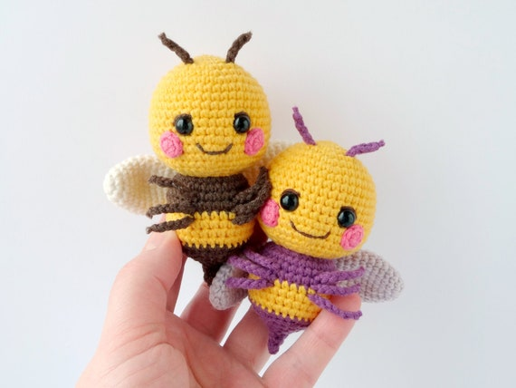 crochet bee pattern valentines day bee keeper gift stuffed bumble bee decorations happy bee day amigurumi pattern bumblebee plushie pattern