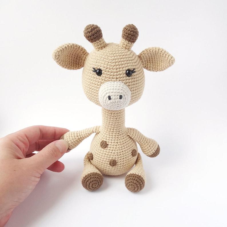 Ginnie The Giraffe Crochet Amigurumi Free Pattern - #Amigurumi; #Giraffe;  Toy Free Crochet Patterns • DIY How To | 794x794
