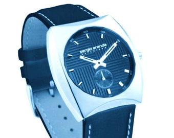 Unisex Blue Navy Watch