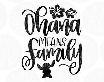 Disney Family Shirts Svg Etsy