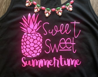 Sweet. Sweet. Summertime!